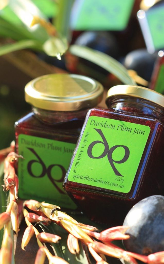 Davidson Plum Jam by Spirit of the Rainforest